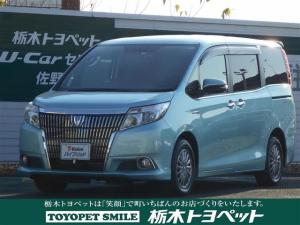 トヨタ エスクァイア ハイブリッドGi クルーズコントロール バックカメラ ETC