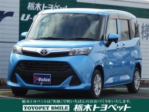 トヨタ タンク X S ナビ バックカメラ TV ETC 片側電動スライド