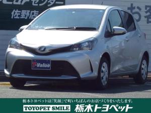 トヨタ ヴィッツ F ETC TV&ナビ バックカメラ