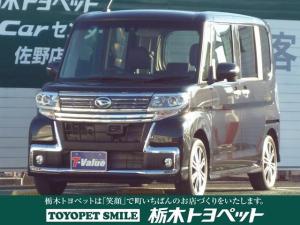 ダイハツ タント カスタムRS ナビ TV 純正アルミ パワステ エアコン