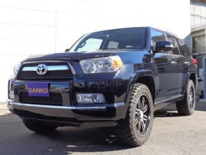 米国トヨタ 4ランナー SR5 4WD ETC バックカメラ レザーシート