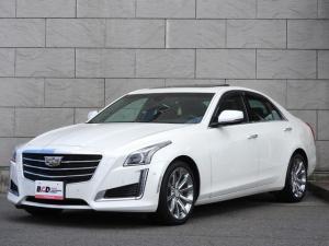 キャデラックCTS プレミアム AWD ホワイトエディション 限定5台特別仕様車