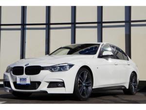 BMW 3シリーズ 318i Mスポーツ ファストトラックPKG ワンオーナー 正規ディーラー車 ワンオーナー ファストトラックPKG Brembo 純正19WスポークAW アダプティブMサスペンション カーテシーランプ ブラックキドニーグリル ドライブレコーダー ETC2.0