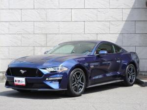 フォード マスタング GT Premium 自社輸入 AppleCarPlay BCD自社並行輸入車 国内未登録 AppleCarPlay/AndroidAuto ブラックレザー シートヒーター&クーラー スマートキー クルーズコントロール LEDヘッドライト 純正18AW