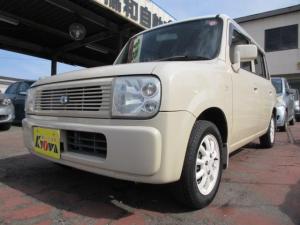 スズキ アルトラパン X2 4WD CD キーレス 電動格納ミラー アルミ