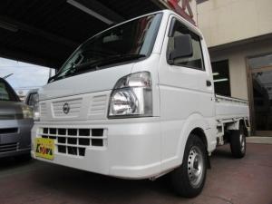 日産 NT100クリッパートラック DX オートマ エアコン パワステ エアバック ETC タイヤ4本新品 3ヶ月保証付