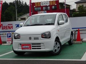 スズキ アルト L スズキ セーフティ サポート装着車 届出済未使用車