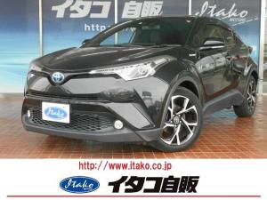トヨタ C-HR G 純正ナビ フルセグTV バックカメラ 衝突軽減ブレーキ