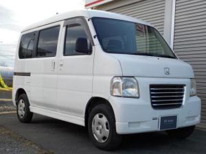ホンダ バモスホビオ M AT 2WD エアコン付