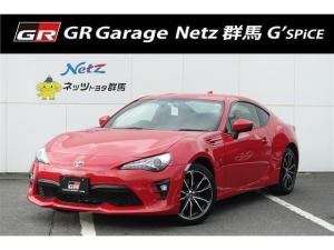 トヨタ 86 GT GRガレージ認定中古車 6速ATパドルシフト トヨタ純正ナビゲーション バックカメラ ETC