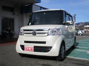 ホンダ N-BOX G SSパッケージ 両側パワースライドドア HIDライト ETC シートヒーター