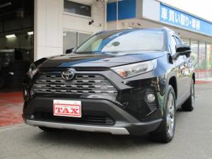 トヨタ RAV4 G 社外9インチナビ フルセグTV Bluetoothオーディオ LEDヘッドライト