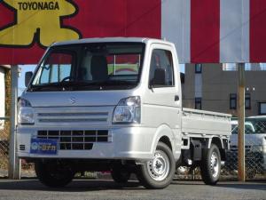 スズキ キャリイトラック KCエアコン・パワステ 4WD 5速MT セーフティサポート
