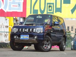 スズキ ジムニー ランドベンチャー 4WD 5速MT フルセグナビ ETC