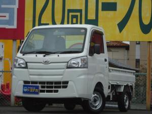 ダイハツ ハイゼットトラック スタンダード 農用スペシャル 4WD 5速マニュアル AMFMラジオ エアバッグ エアコン パワステ