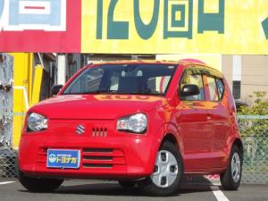 スズキ アルト L レーダーブレーキサポート ワンオーナー 純正CDステレオ キーレスエントリー シートヒーター セキュリティアラーム