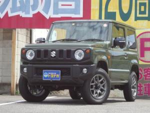 スズキ ジムニー XC 4WD 5速マニュアル デュアルセンサーブレーキ LEDヘッドライト クルーズコントロール シートヒーター ヒルディセントコントロール セキュリティアラーム