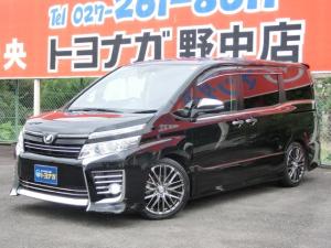 トヨタ ヴォクシー ZS煌 BIGX10ナビ 後席モニター セーフティセンス