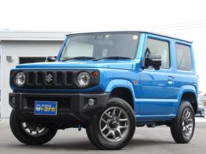 スズキ ジムニー XC 届出済未使用車 LEDヘッドライト ハイビームアシスト クルコン デュアルセンサーブレーキサポート 誤発進抑制機能 本革巻きステアリングホイール ヘッドランプウォッシャー