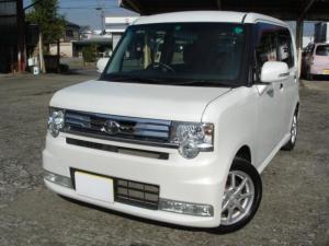 トヨタ ピクシススペース カスタム G ナビ・地デジTV・HIDヘッドライト・スマートキー