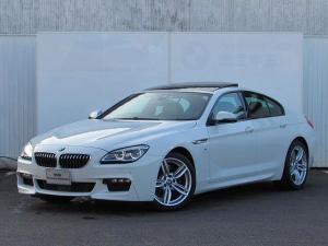 BMW 6シリーズ 640iグランクーペ Mスポーツ 認定中古車 ワンオーナー