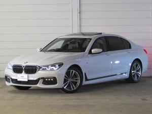 BMW 7シリーズ 740Li Mスポーツ 認定中古車 サンルーフ 1オーナー