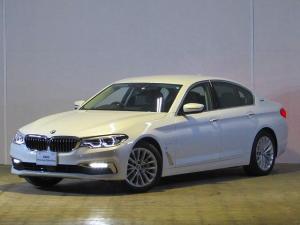 BMW 5シリーズ 530eラグジュアリー 認定中古車 純正ナビ 弊社下取り車