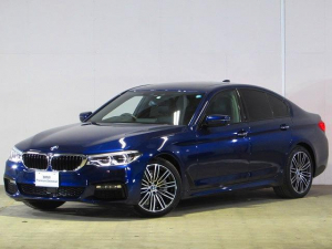 BMW 5シリーズ 523d Mスポーツ 認定中古車 弊社下取り ワンオーナー 禁煙車 純正HDDナビ パノラマガラスサンルーフ ブラックレザー シートヒーター パワーシート バックカメラ 障害物センサー インテリジェントセーフティー ACC