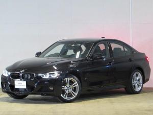 BMW 3シリーズ 330e Mスポーツ ワンオーナー 純正ナビ レザー