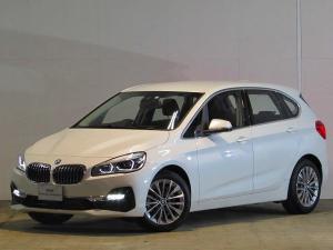 BMW 2シリーズ 218d xDriveアクティブツアラー ラグジュアリー