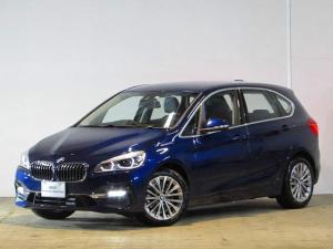 BMW 2シリーズ 218d xDriveアクティブツアラーラグジュアリー