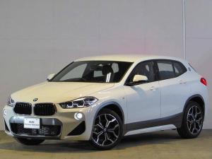 BMW X2 xDrive 18d MスポーツX 認定中古車 純正ナビ