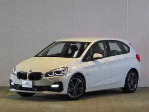BMW 2シリーズ 218iアクティブツアラー スポーツ 認定中古車 禁煙車