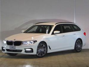 BMW 5シリーズ 523iツーリング Mスポーツ 認定中古車 ワンオーナー