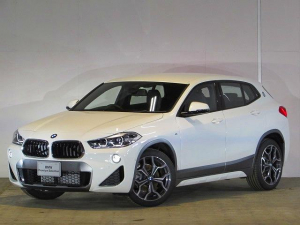 BMW X2 xDrive 18d MスポーツX認定中古車 禁煙車