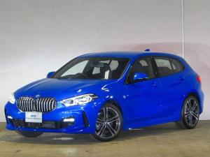 BMW 1シリーズ 118i Mスポーツ 認定中古車 純正HDDナビ LEDヘッドライト ETC2.0 ハーフレザー バックカメラ 障害物センサー インテリジェントセーフティー 電動リアテールゲート メモリー付きパワーシート ワンオーナー禁煙