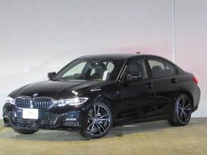 BMW 3シリーズ 320i Mスポーツ 認定中古車 ワンオーナー 禁煙車 純正HDDナビ ブラックレザー LEDヘッドライト ETC ACC ヘッドアップディスプレイ HIFIスピーカー ワイヤレスチャージ アンビエントライト