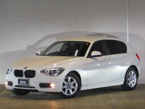 BMW 1シリーズ 116i 認定中古車 弊社下取り 純正HDDナビゲーション 禁煙車 キセノンヘッドライト 社外ETC USB AUX 16インチアロイホイール