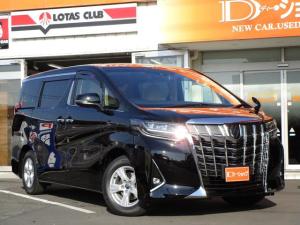 トヨタ アルファード 2.5X 両側パワースライドドア ディスプレイオーディオ