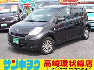 トヨタ パッソ X アドバンスドED 特別仕様車 HID 社外アルミ