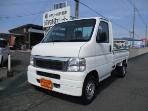 ホンダ アクティトラック SDX 4WD パワステ 5速