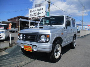スズキ ジムニー ワイルドウインド 4WD ETC MOMOハンドル