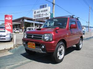 スズキ ジムニー ワイルドウインド 4WD ETC シートヒーター