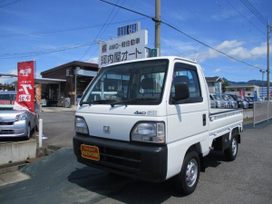 ホンダ アクティトラック SDX 4WD 作業灯 5速