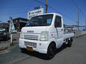 スズキ キャリイトラック KCエアコン・パワステ 4WD/5速/エアコン/パワステ