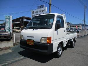 スバル サンバートラック TB 4WD/5速EL付/運転席エアバック