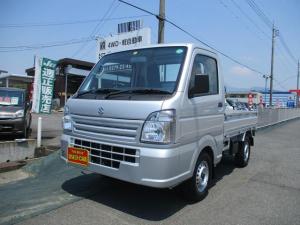 スズキ キャリイトラック KCエアコン・パワステ 4WD/エアコン/パワステ/ABS