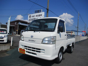 ダイハツ ハイゼットトラック スペシャル 農用パック 4WD/5速/作業灯