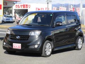 トヨタ bB Z エアロ-Gパッケージ ワンオーナー HDDナビTV バックカメラ ETC