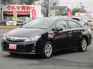 トヨタ SAI S 純正HDDナビ・フルセグTV バックカメラ ETC ワンオーナー 禁煙車